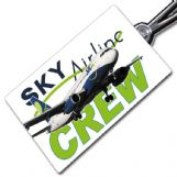 Sky Airline A320 Tag